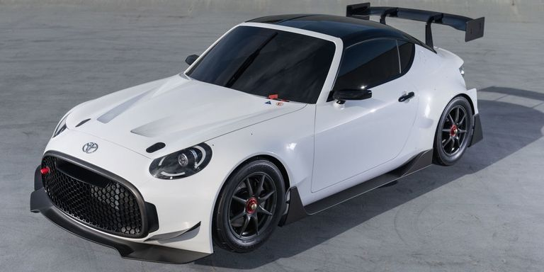 Toyotas Gazoo Racing Is Developing a Standalone Sports Car