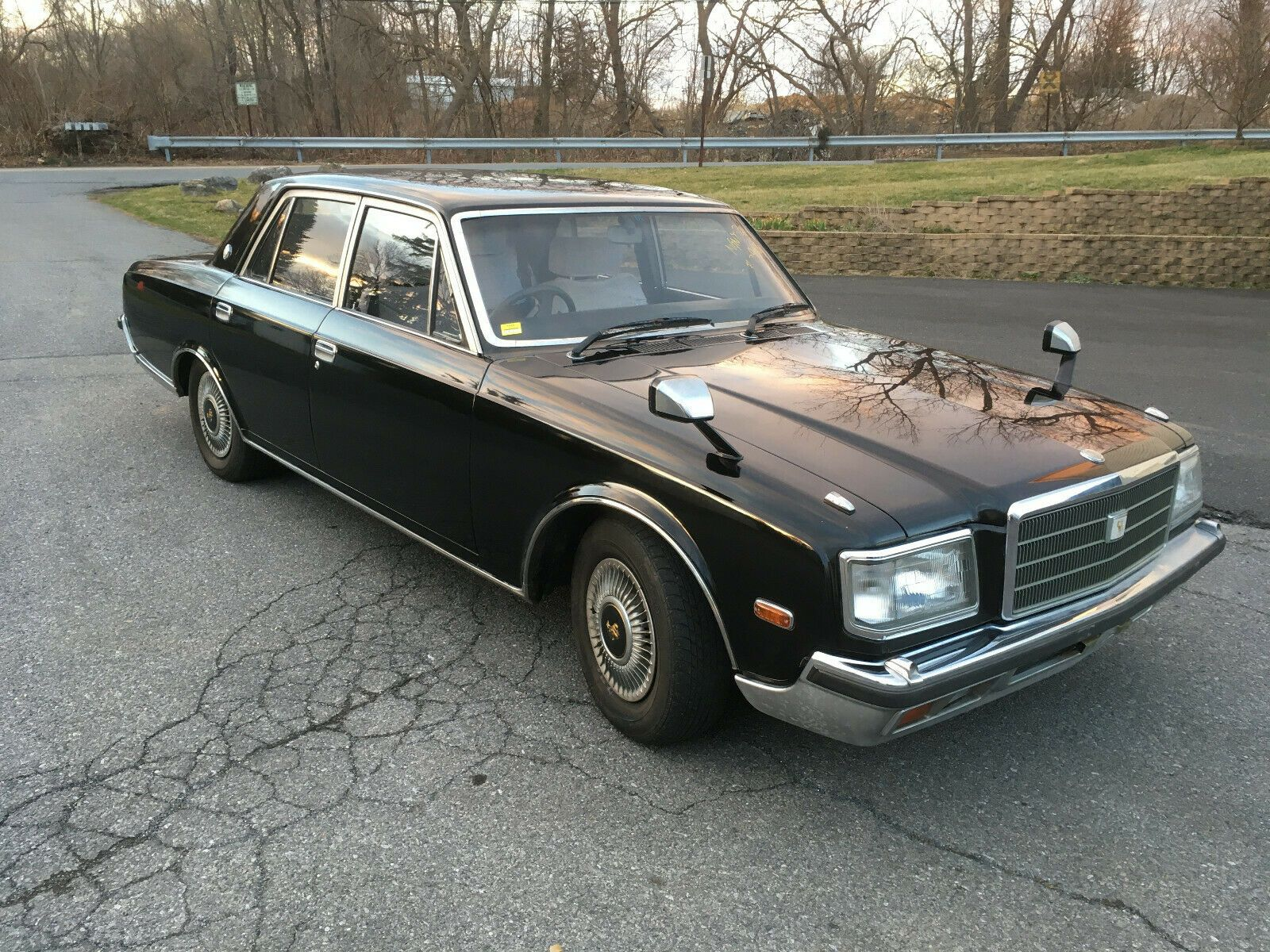 Toyota Century Still Stands Out From The Luxury Car Crowd