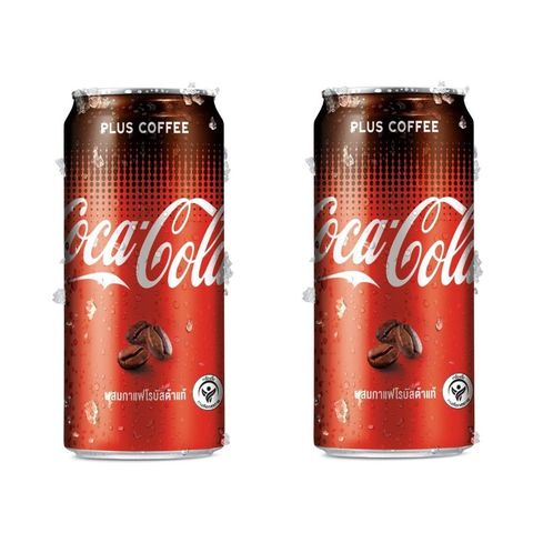 Coca-Cola's New Coke Plus Coffee Will Be In The U.S. By 2019