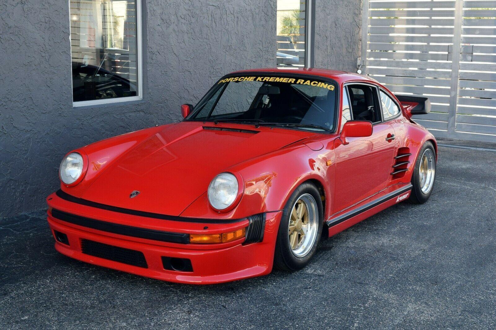 Rare Kremer 911 Is One Of The Raddest 1980s Tuner Porsches Around