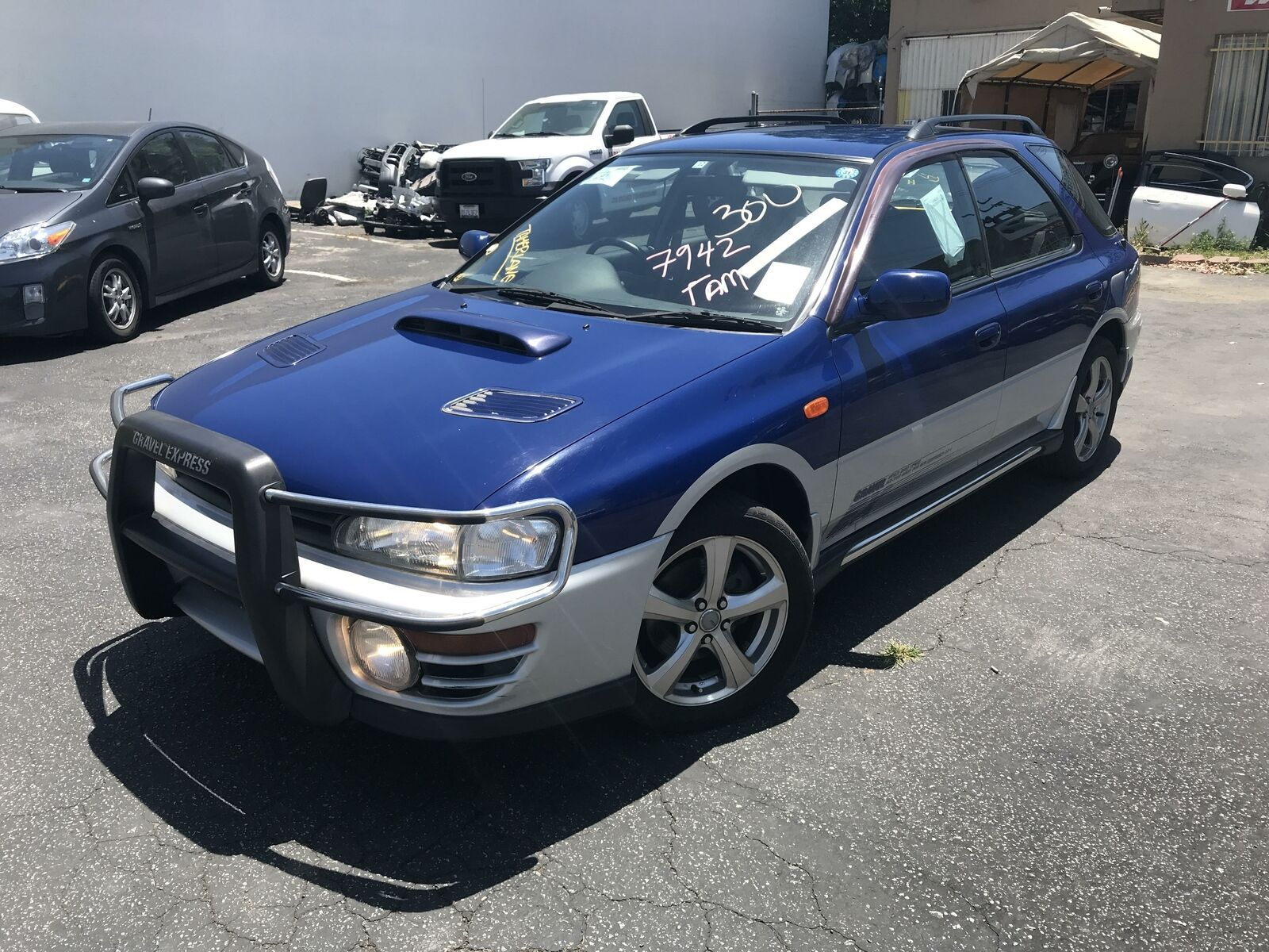 Subaru Gravel Express Was A Crossover Before Crossovers