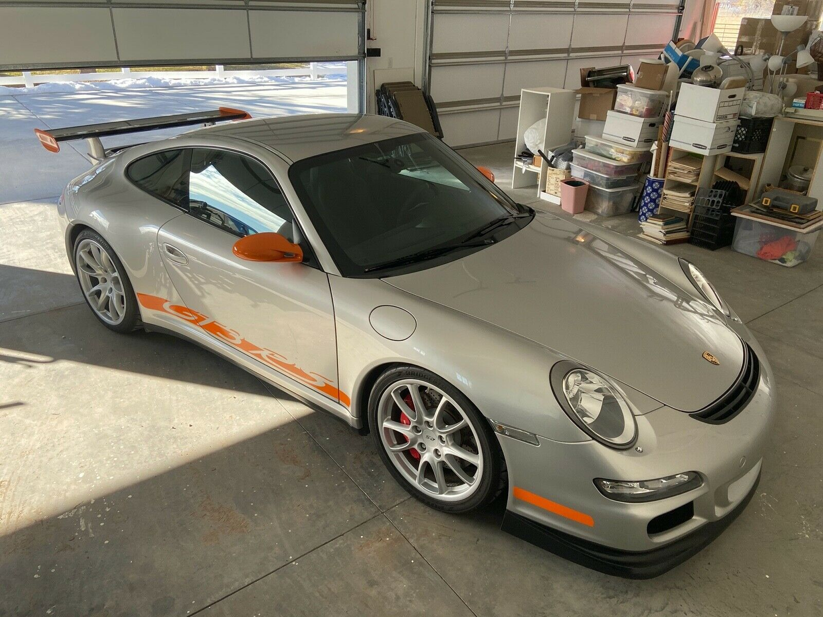 I Still Want A Porsche 997 911 Gt3 Rs