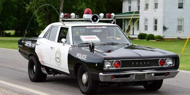 hellcat swapped cop car