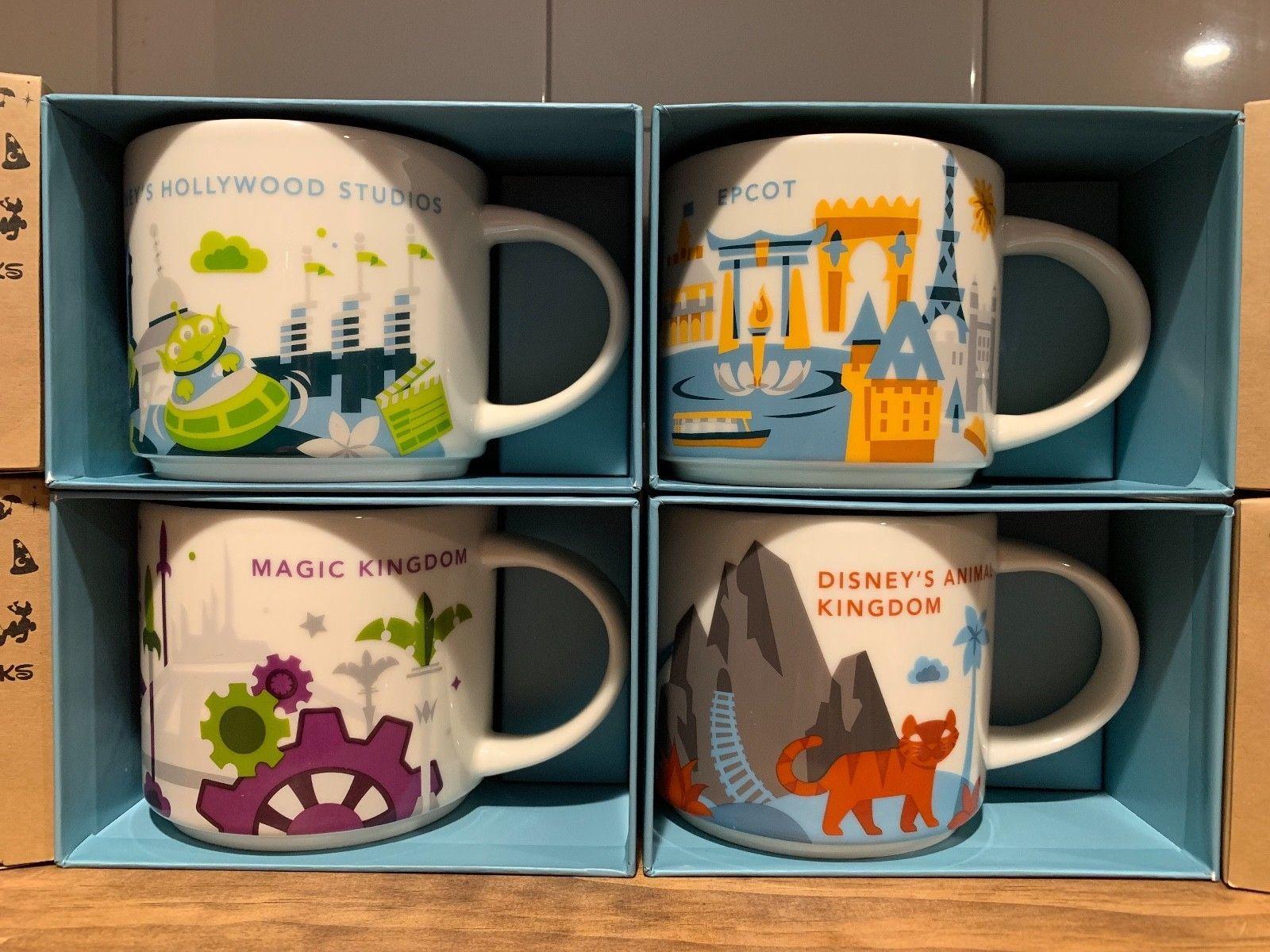 Starbucks' Are 'you Here' Mugs Parks Available Disney Online PkuTOZXi