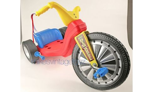 Big Wheel 1970s Vintage Tricycle for Sale on eBay