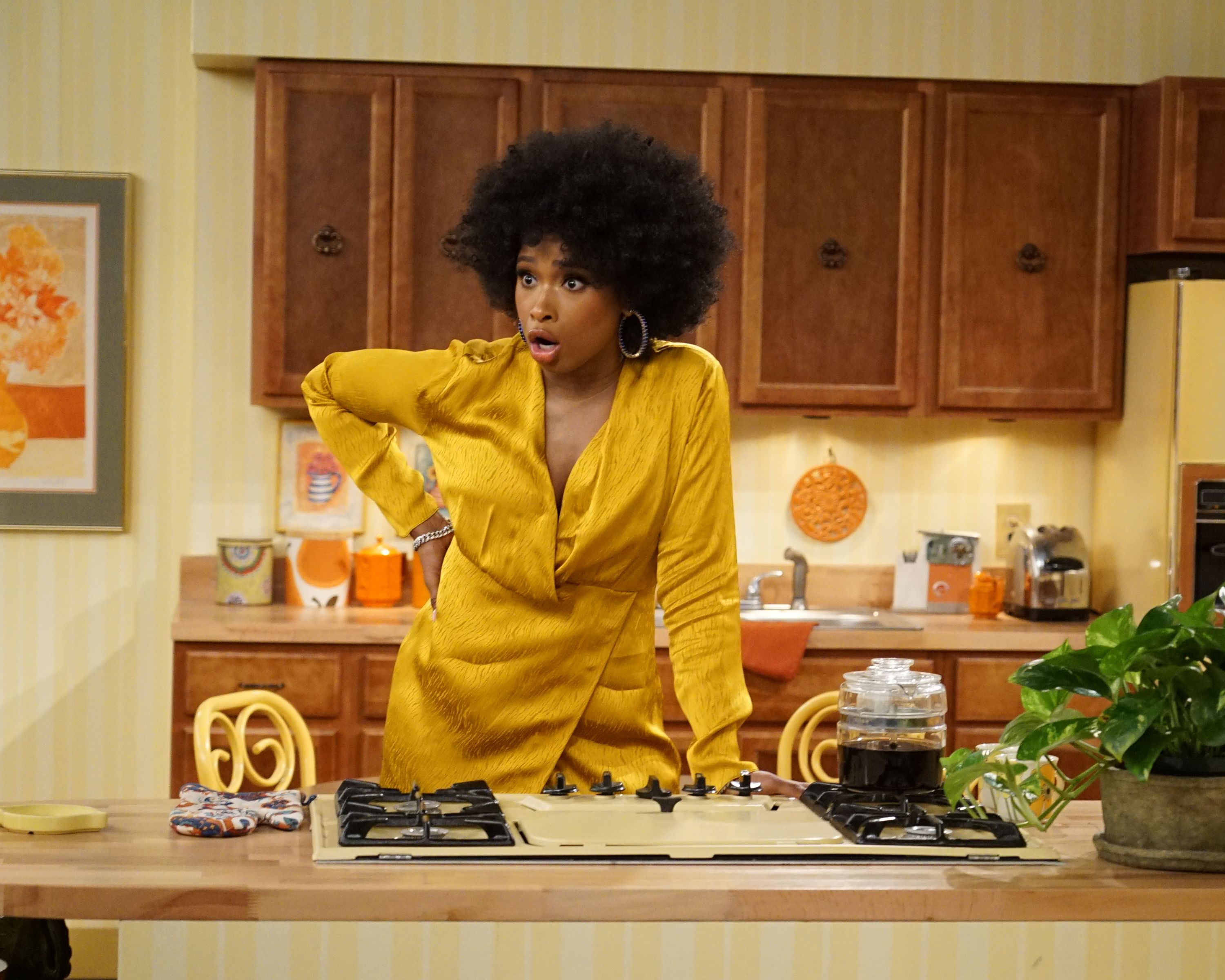 An Ode to Jennifer Hudson Singing 'The Jeffersons' Theme Song