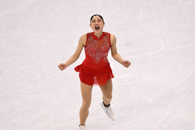 Olympic Figure Skater Mirai Nagasu on Her Life Now