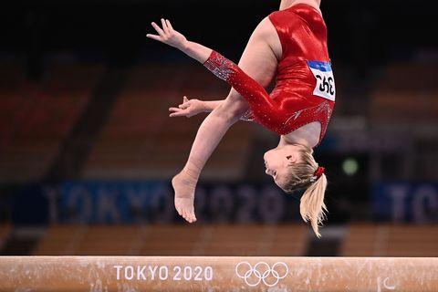 東京奧運德國女子體操隊發起「緊身衣革命」!全球女運動員的抵制「性化」運動