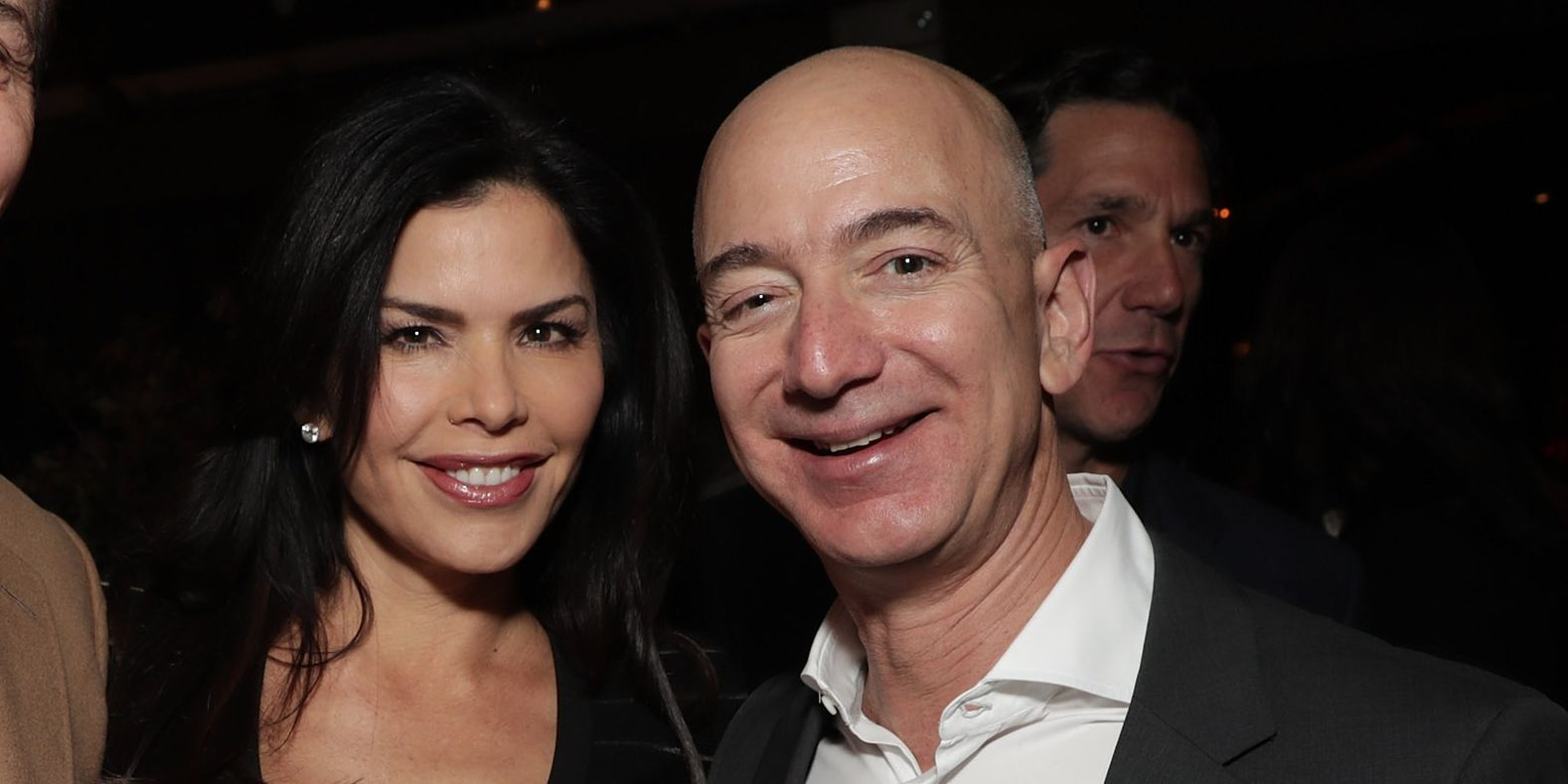 Jeff Bezos and Matt Damon's 'Manchester By The Sea' Holiday Party