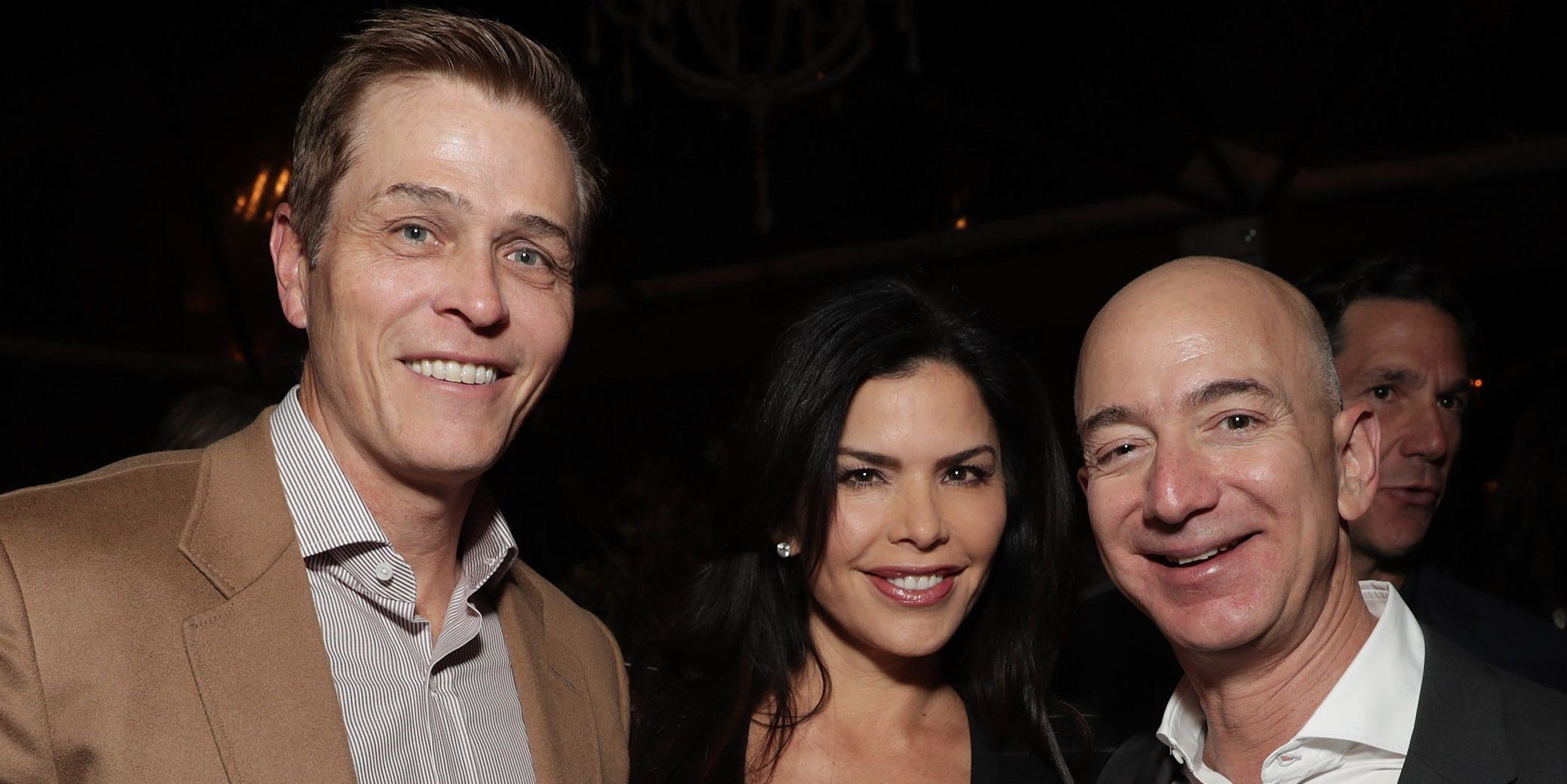 Patrick Whitesell, the Husband of Lauren Sanchez, Is One of the Most Powerful Men in Hollywood