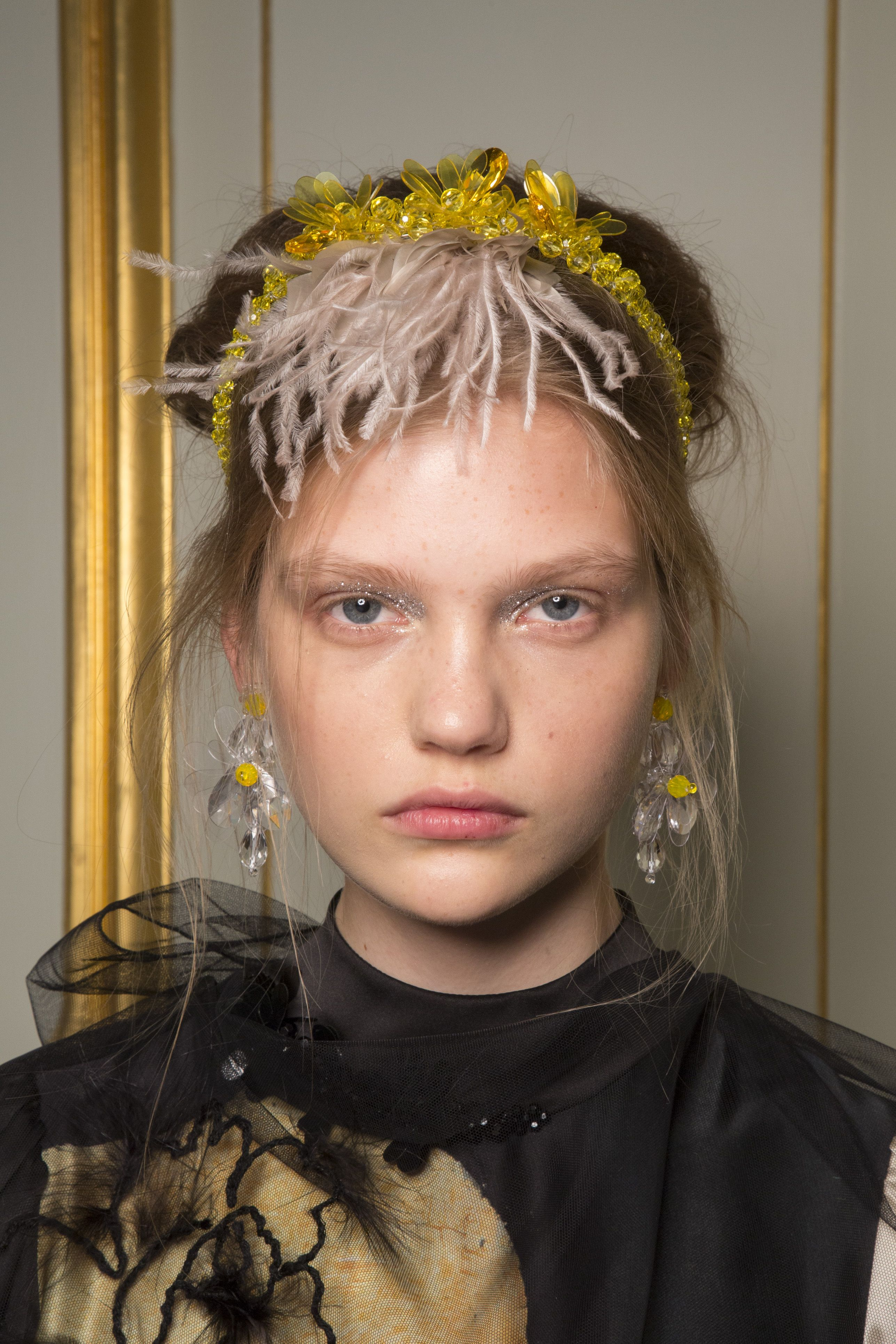 All The Beaut Ss19 Hair Accessories Giving Your Look A Hit Of High