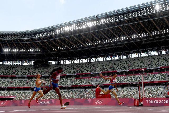 400 meter hurdles