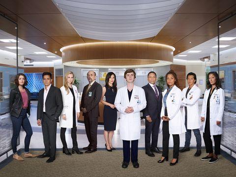 "ABC's ""The Good Doctor"" - Season Two"