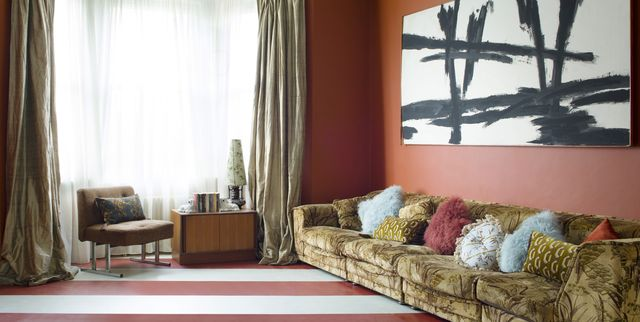 A love affair with all things Seventies gives this Margate townhouse vintage flair