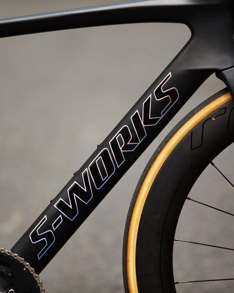 Specialized S-Works Venge Midframe