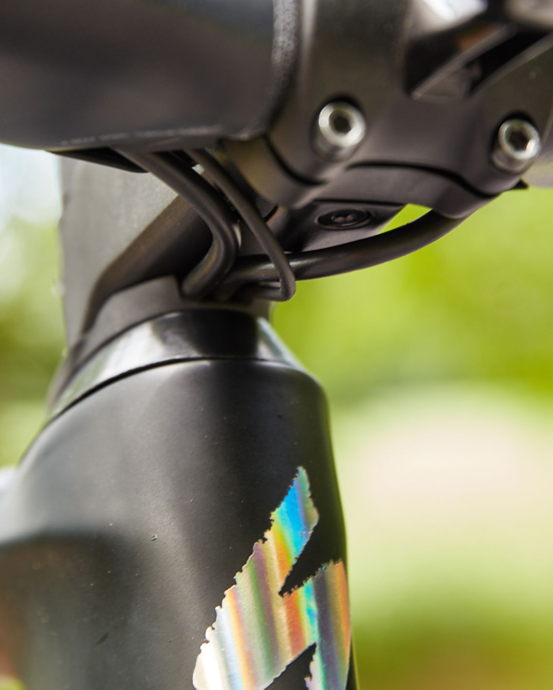 Specialized S-Works Venge Gen 3 Routing