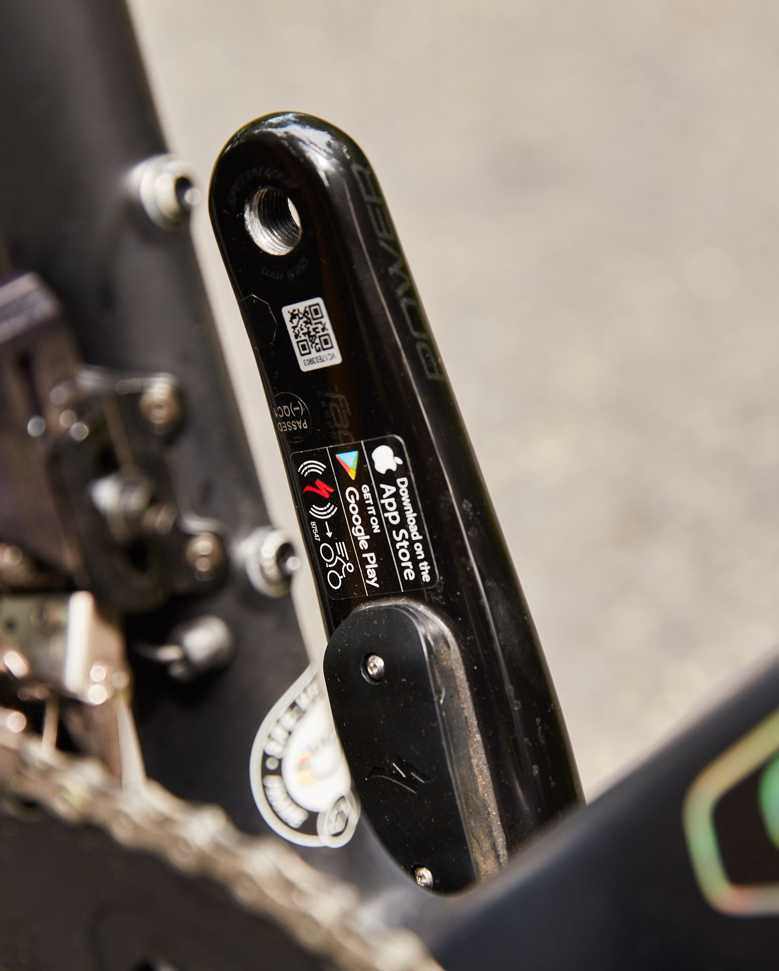 Specialized S-Works Venge Gen 3 Power Meter