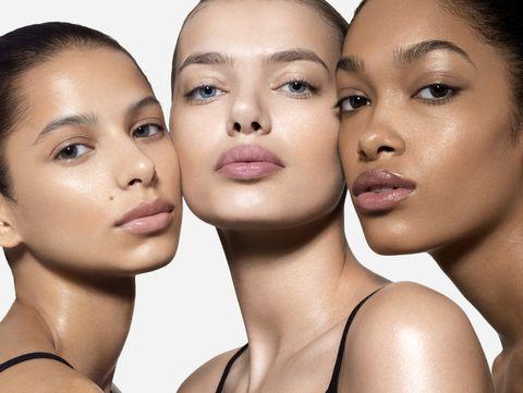 Face, Skin, Cheek, Nose, Eyebrow, Chin, Lip, Head, Beauty, Forehead,