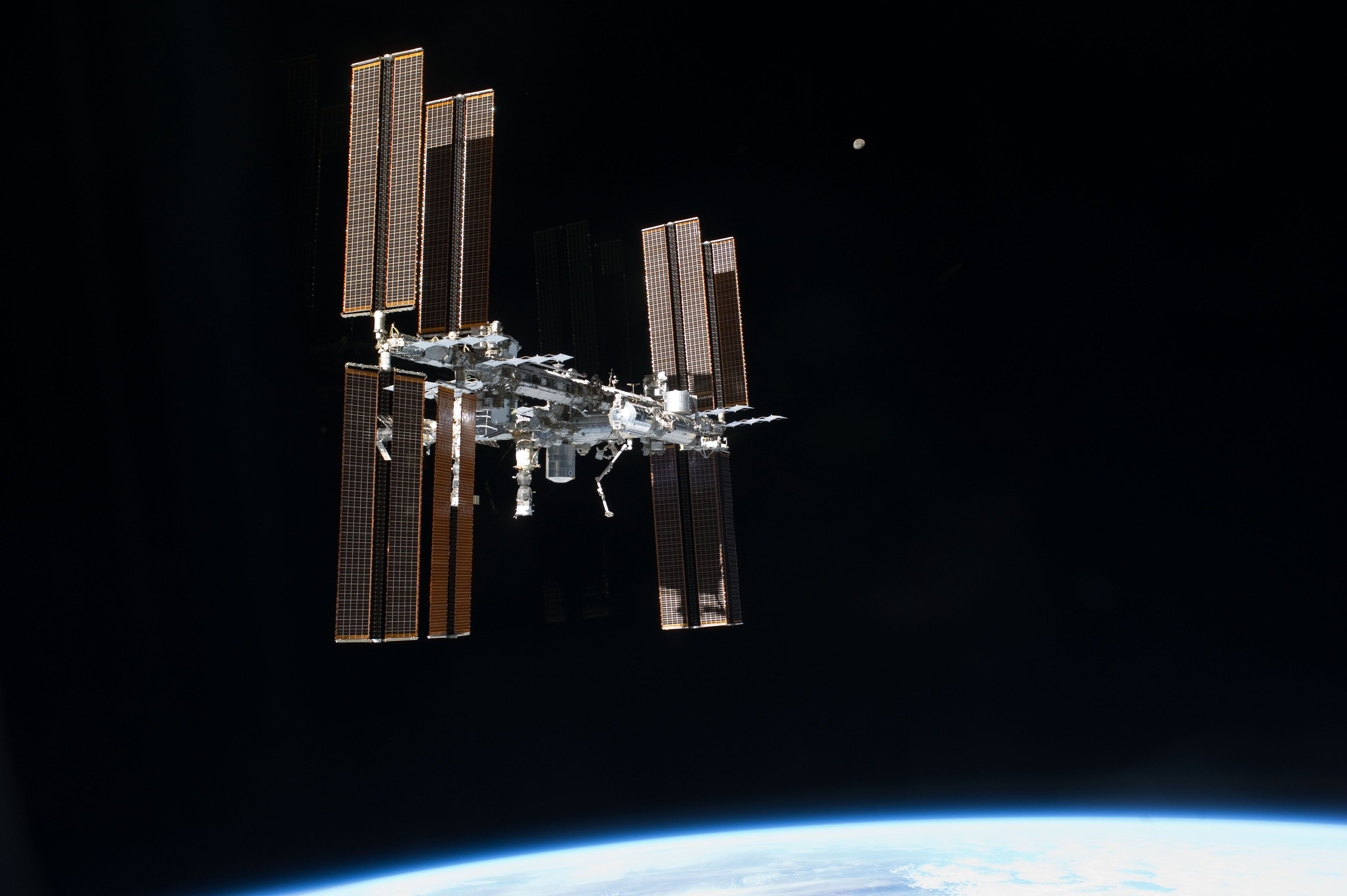 What ISS Taught Us In the Past 20 Years