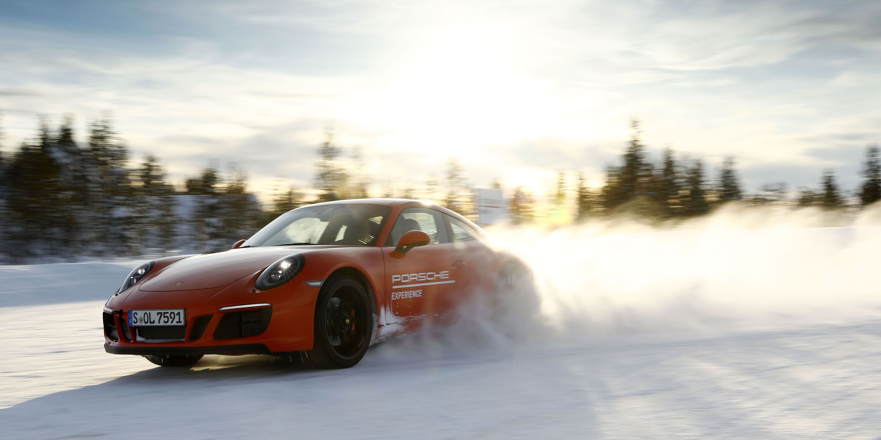 12 Performance Cars You Can Drive Through Winter