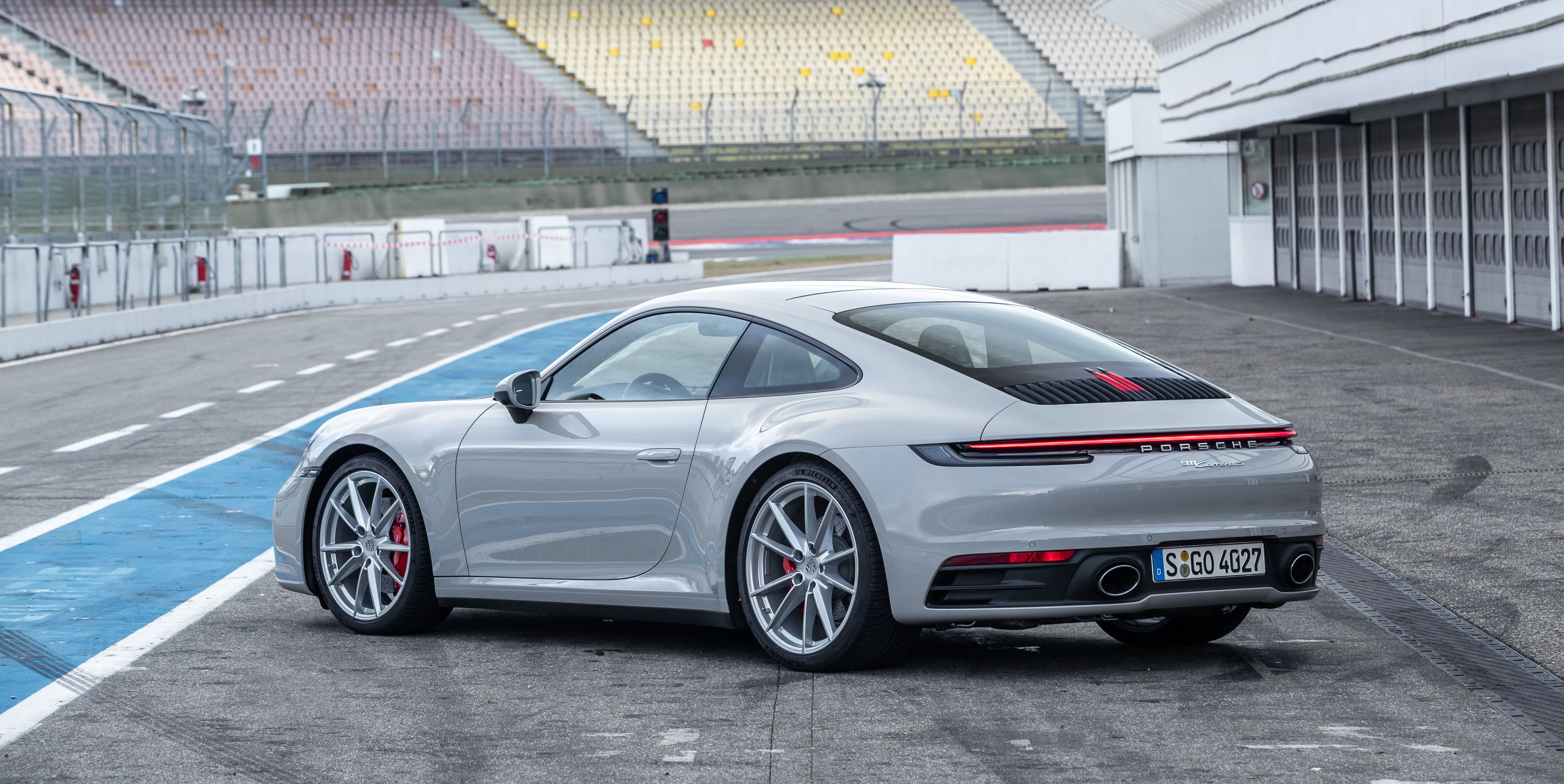 13 Things You Need to Know About the 2020 Porsche 911