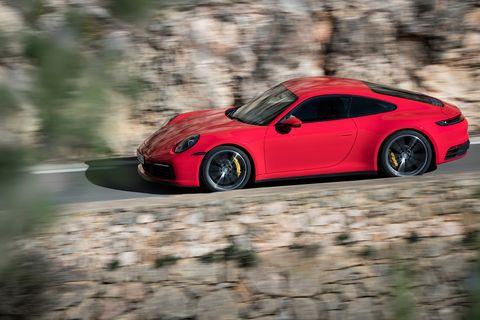 The 2020 Porsche 911 Carrera S Manual Is Here
