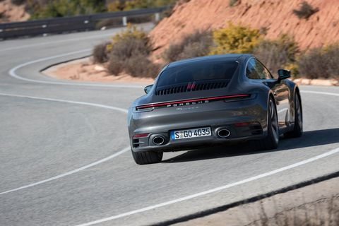 The Porsche 992 Digs Into The Past To Create The Most