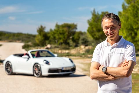 The Man Behind Porsche's Greatest Modern Car