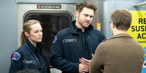 Station 19' Recap: 'Crazy Train' - 'Station 19' Season 2