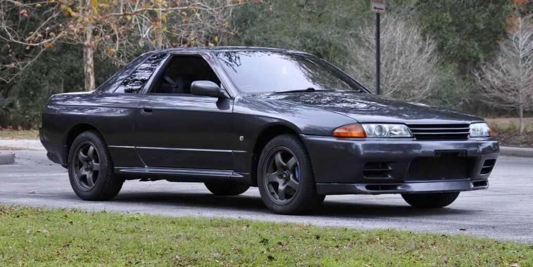 Wingless Nissan Skyline GT-R For Sale On Craigslist In Florida