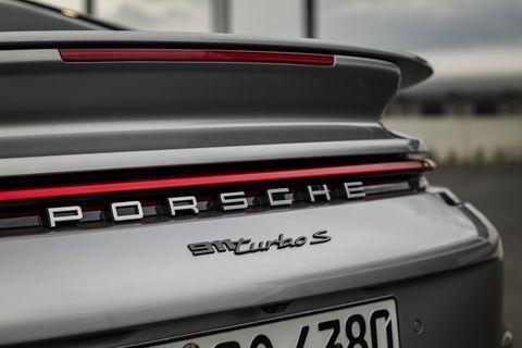 porsche 911 turbo s emblem logo