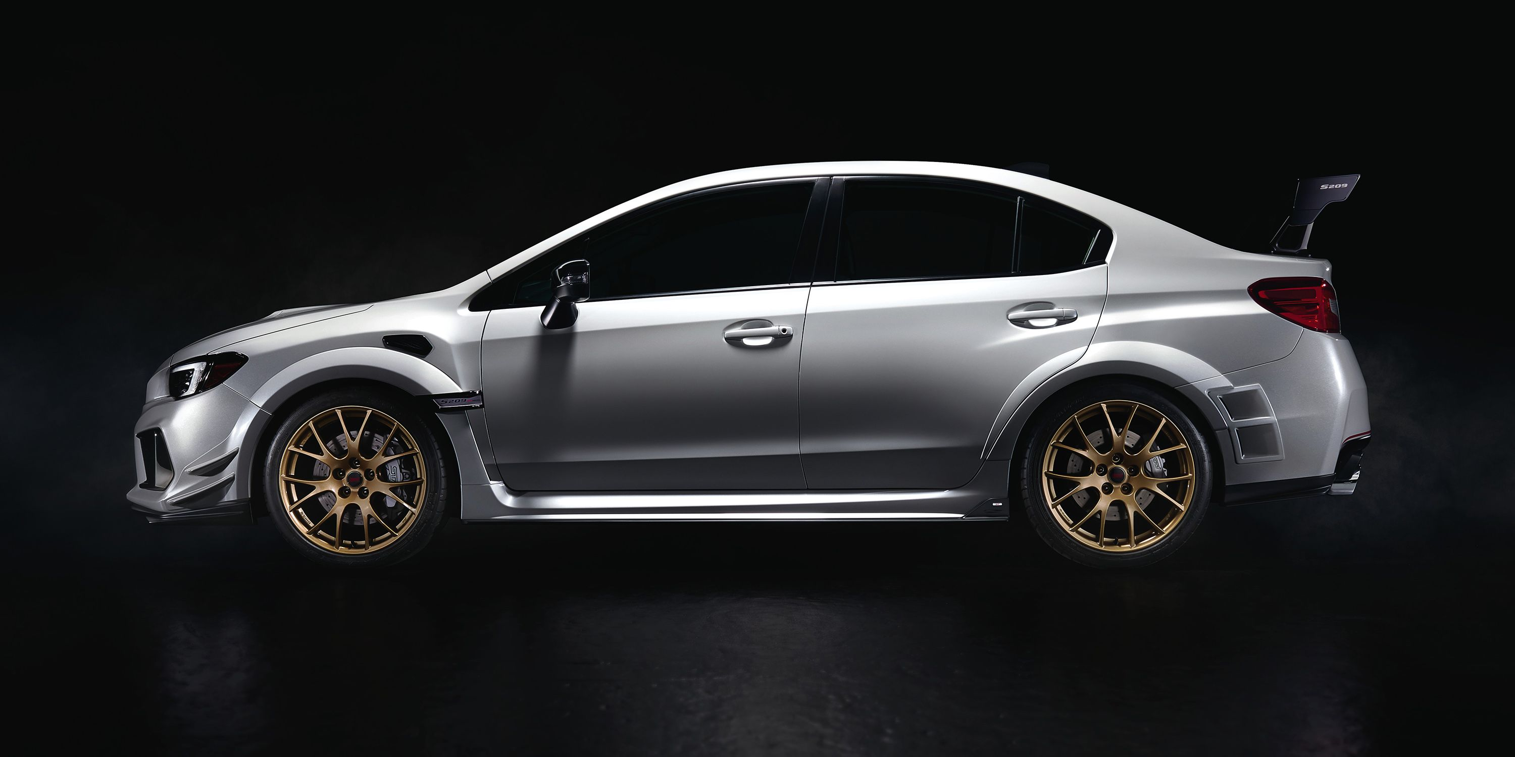 2020 Subaru Wrx Sti S209 New Wrx Sti With More Power At