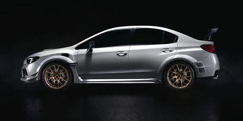 Buick Debuts the Avista, a Gorgeous Concept Coupe