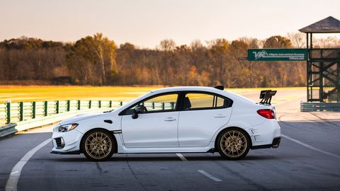 The 2020 Subaru Wrx Sti S209 Costs 63 995