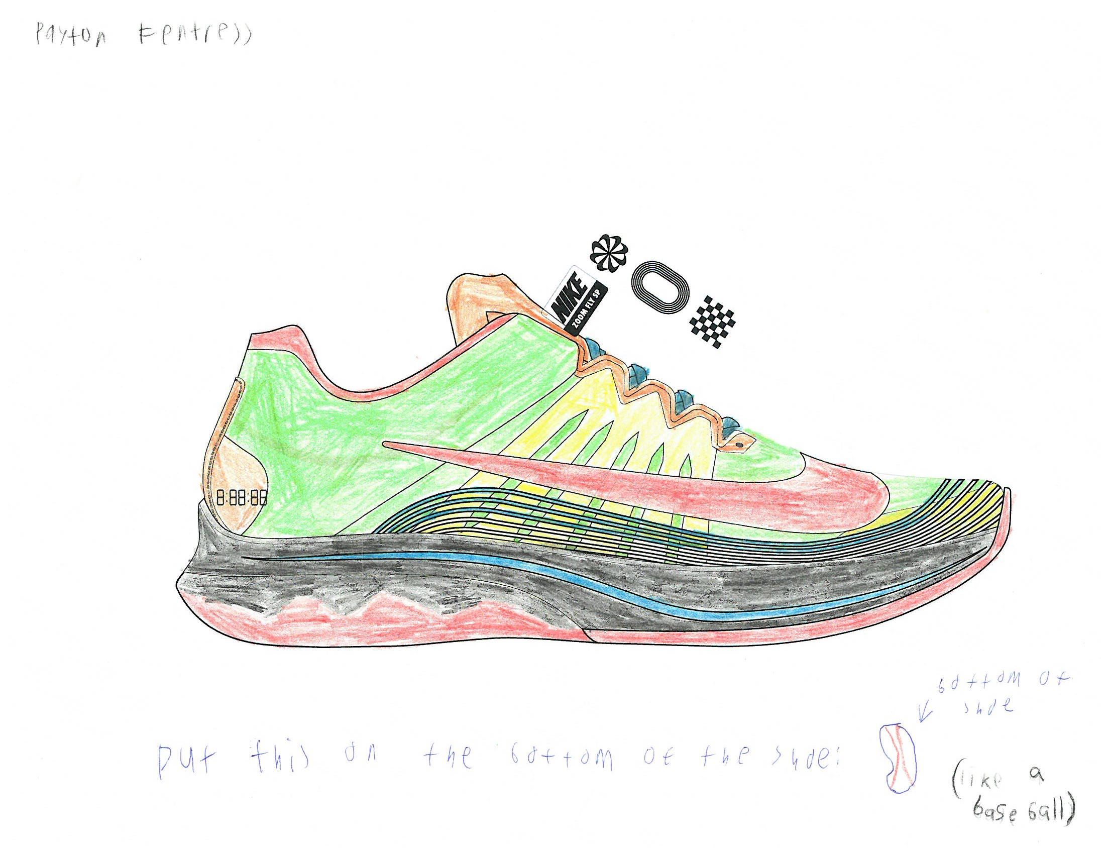 9c03df92945d52 Nike Zoom Fly SP Design