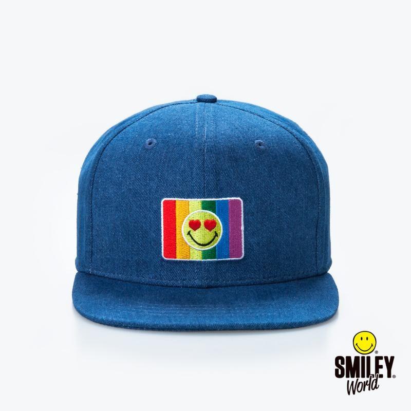 情侶, 七夕, 實用, 禮物, Smiley,潮牌, 棒球帽, 微笑符號