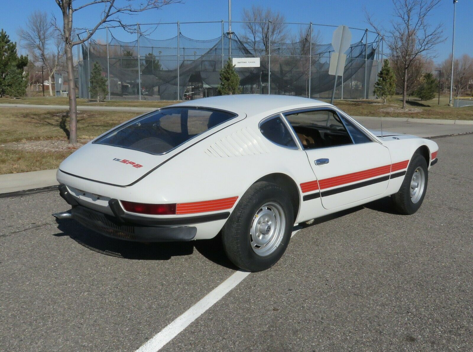 This Rare Brazil Market Volkswagen Sp2 Coupe Is For Sale