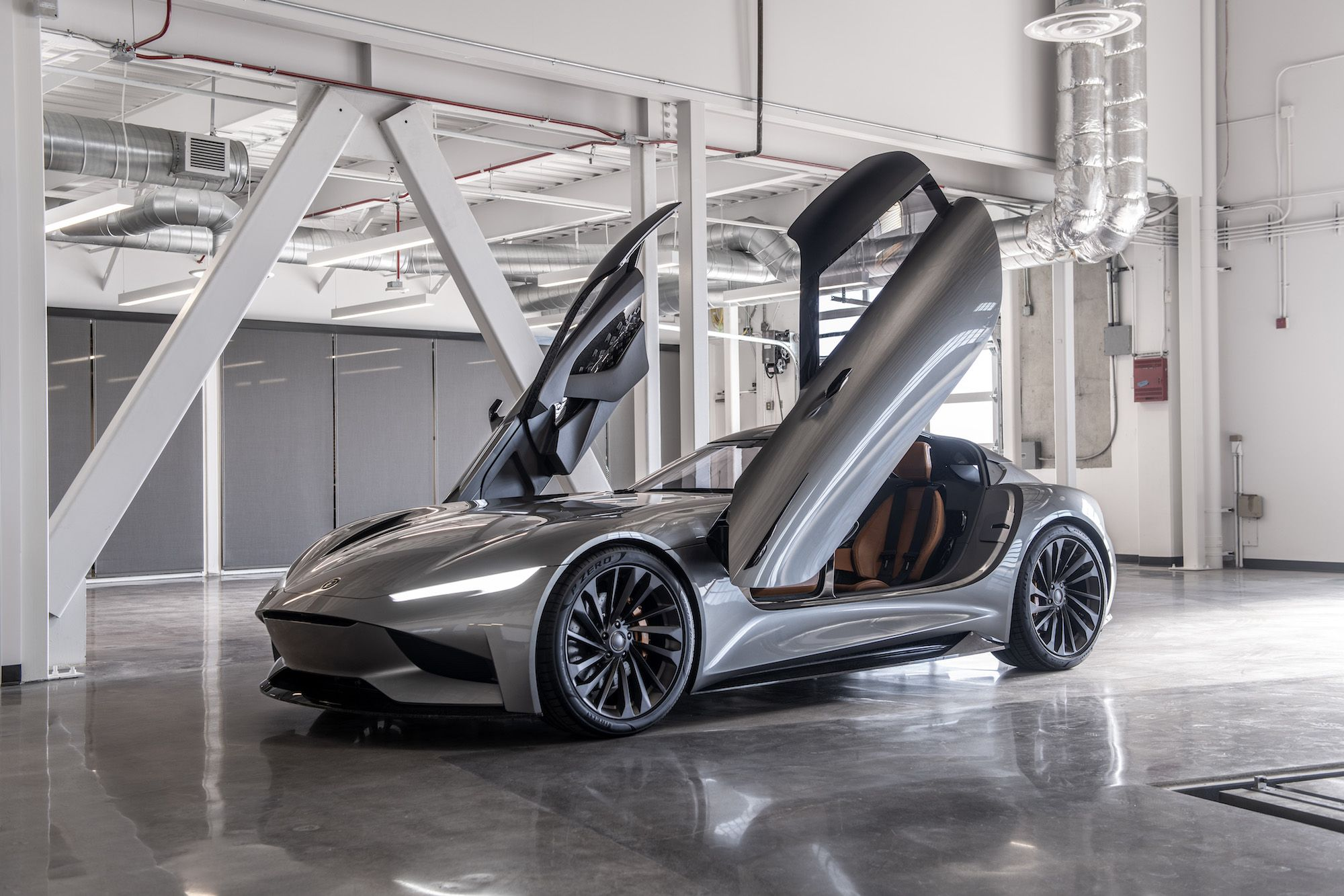 The Karma SC2 Concept Is an 1100-HP All-Electric Missile