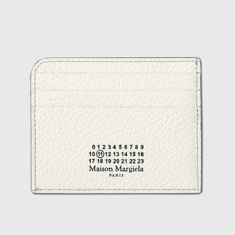 奶白色卡夾