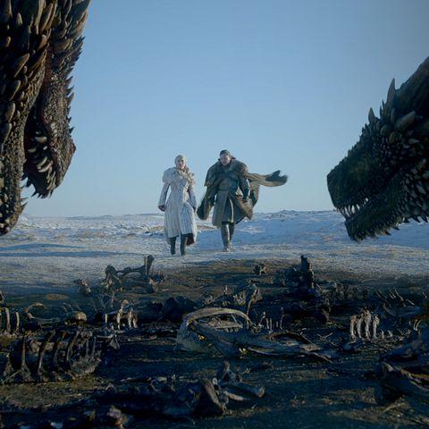 Game of Thrones s8 season episode time