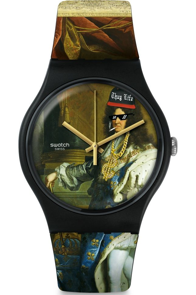 swatch,博物館,新品,腕錶