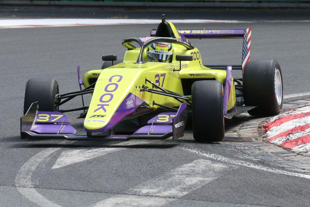 W Series Race Added to Formula 1 U.S. Grand Prix Weekend at Austin