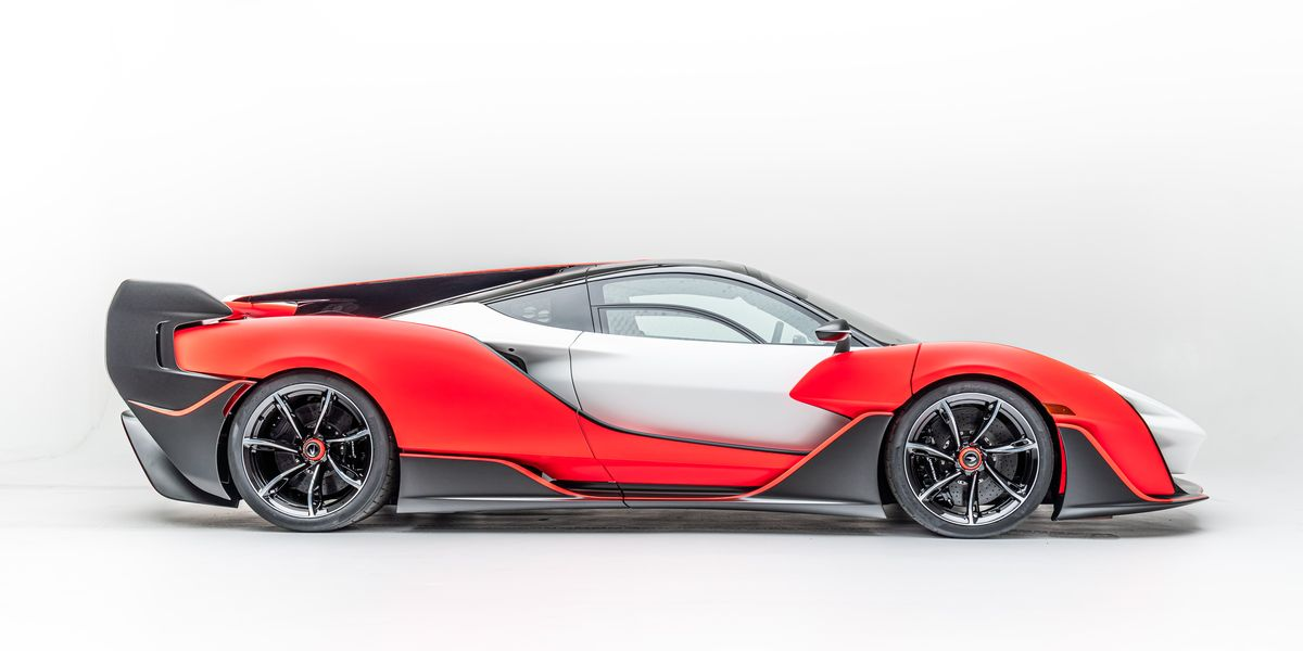 McLaren Built the 218-MPH Sabre With Direct Customer Feedback