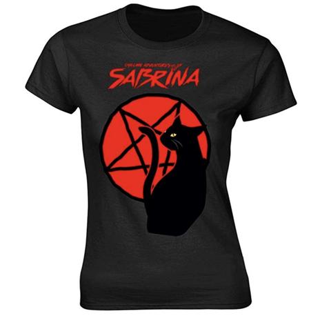Camiseta Sabrina, cosas de brujas.