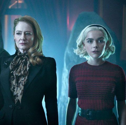 ¿habrá un 'crossover' de'riverdale' y 'sabrina'