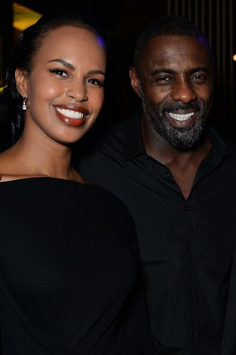 Idris Elba Hosts Launch Party Of New Bar The Parrot