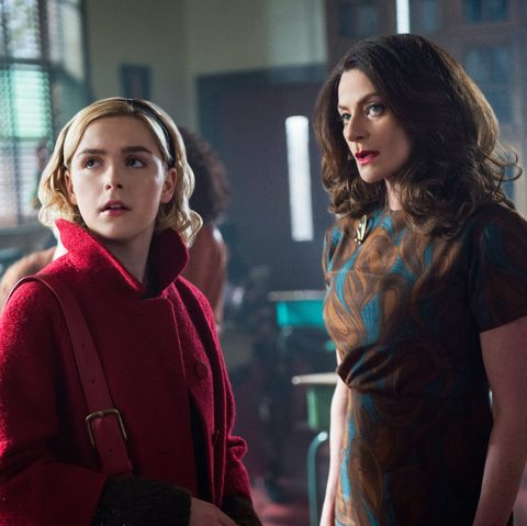 7dc3b94f About That 'Riverdale' Character Who Casually Dropped by 'Chilling  Adventures of Sabrina'