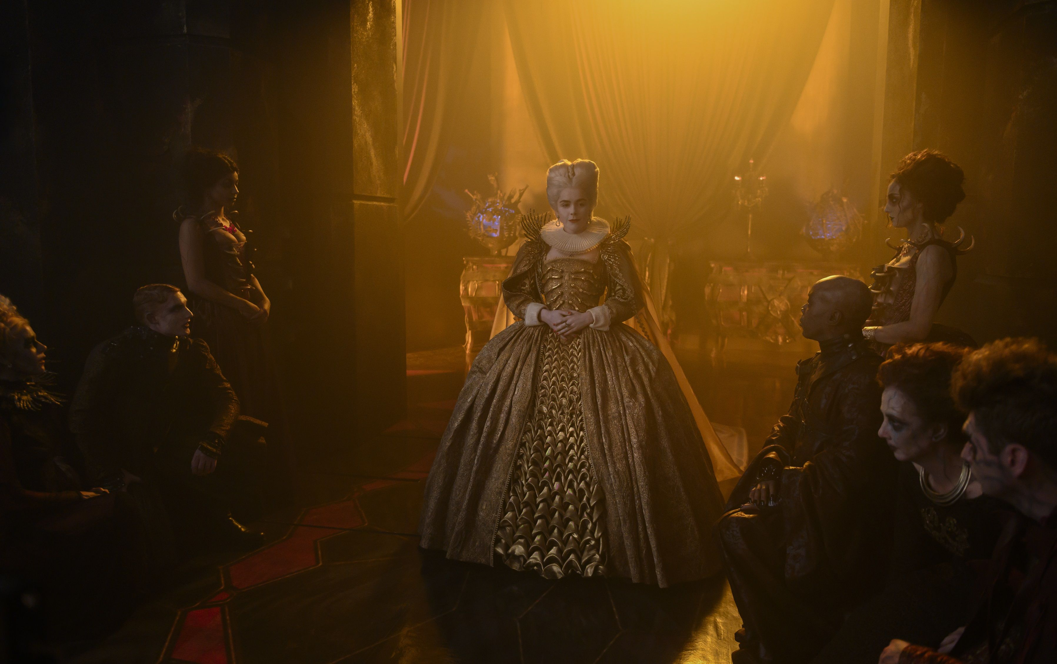 Final de la temporada 3 de Sabrina