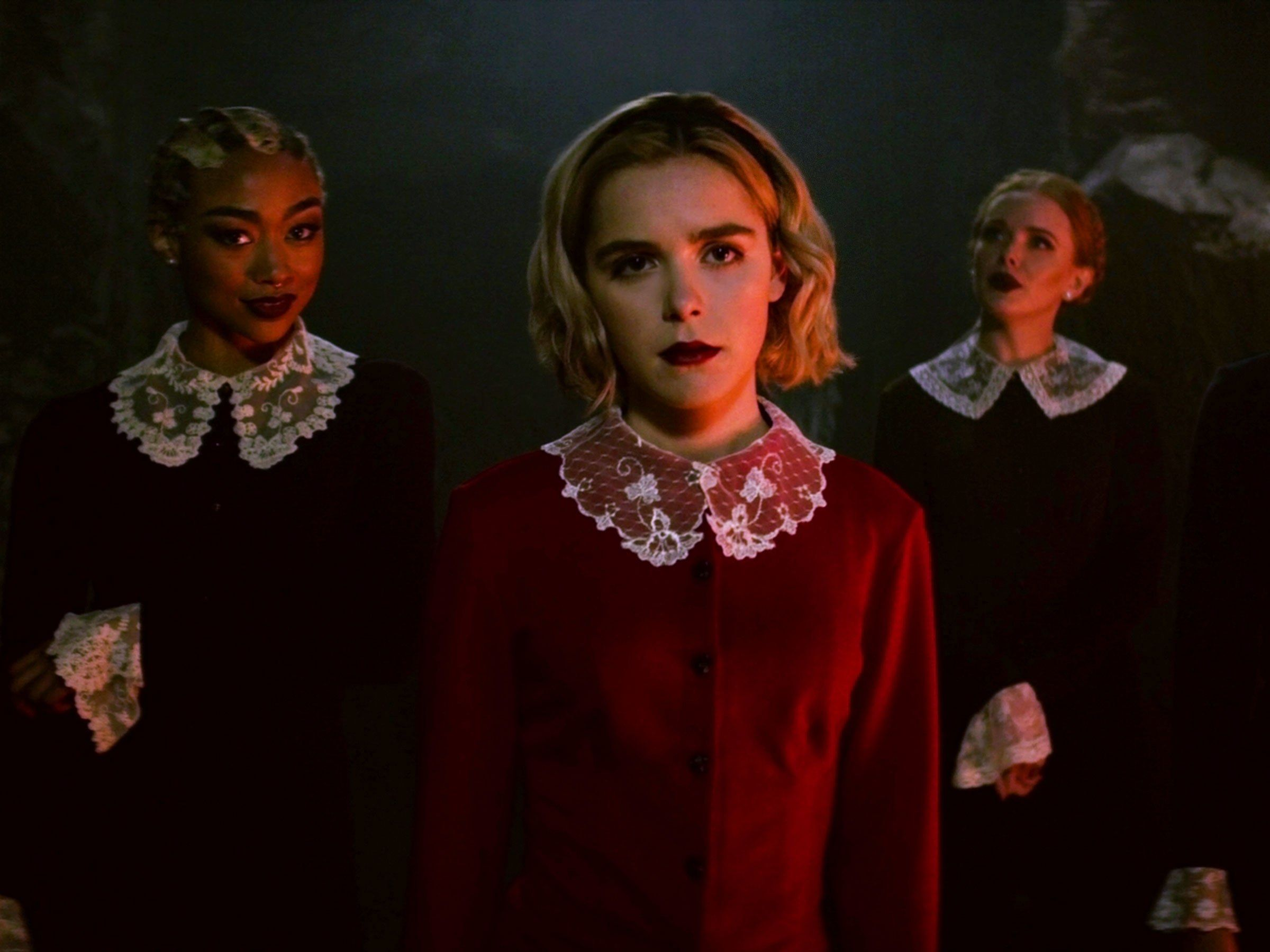 """Twitter is Legit Freaking Out Over """"Chilling Adventures of Sabrina"""""""