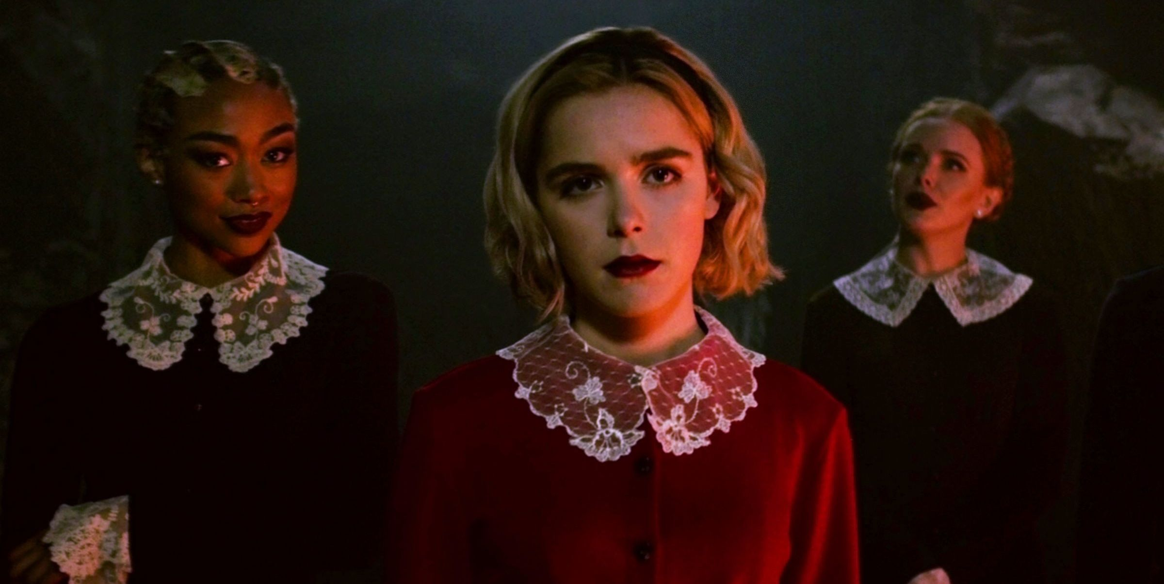 "Twitter is Legit Freaking Out Over ""Chilling Adventures of Sabrina"""